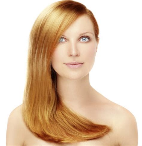 Golden Strawberry Hair by Charming Hair Colors For Your New Look