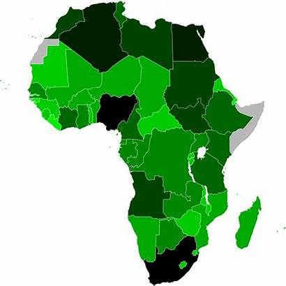Africa Gdp Svg Countries African Nominal Wikipedia