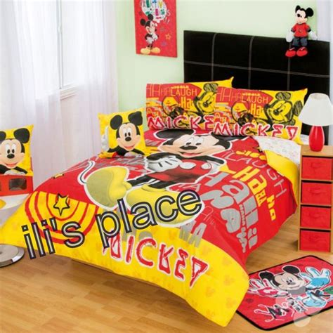 Size Mickey Mouse Bedding by 110 Best Images About Boys Bedding On Disney