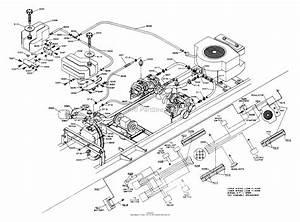 Dixon Ztr 501  1987  Parts Diagram For Hydraulics  U0026 Wiring