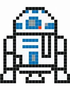 star wars pixel art templates pictures to pin on pinterest With star wars pixel art templates