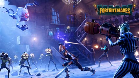 fortnitemares update  patch notes