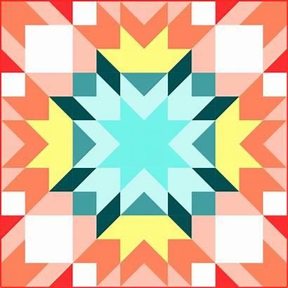 Quilt Star Pattern Summer Patterns Royal Aqsblog