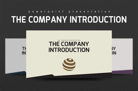 Company Introduction Ppt By Goodpello