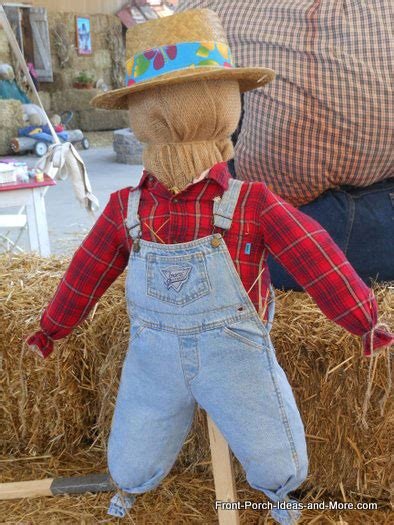 build  scarecrow easy instructions