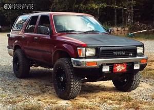 Wheel Offset 1990 Toyota 4runner Aggressive 1 Outside