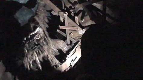 scariest yeti encounter  expedition everest disneys