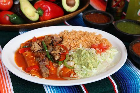 enchilada ranchera don julio authentic mexican restaurant burritos quesdaillas enchiladas menu