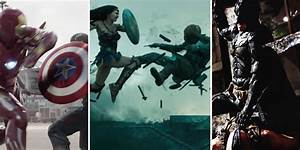 Superhero, Fight, Scenes, Ranked