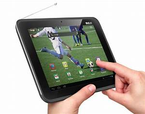 RCA Mobile TV Tablet Is An Android Tablet With 130 TV
