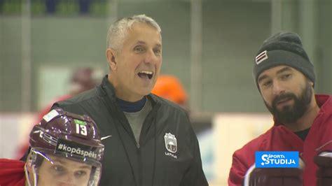 Latvijas hokeja valstsvienība uzsākusi gatavošanos ...