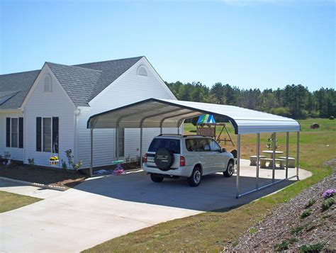 Carports Metal  Steel Carports  North Carolina Nc