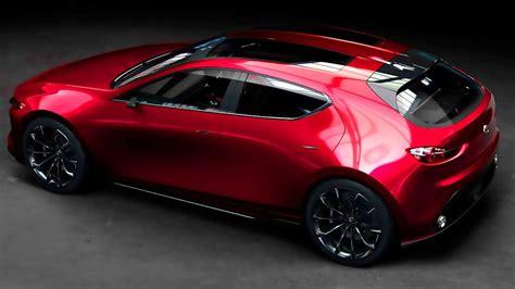 Mazda Kai Concept Teases New Mazda3 Youtube