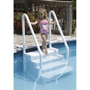 easy pool step above ground pool step ne113