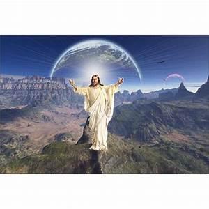 2018 Landscape Jesus Full Drill Diy Diamond Painting ...