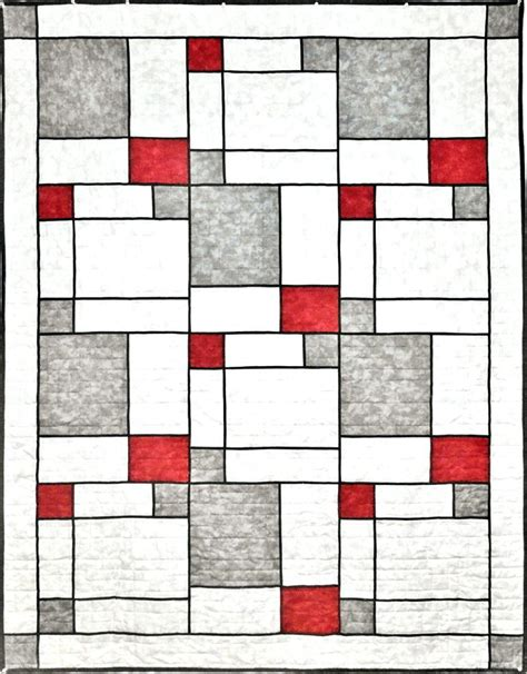 Contemporary Quilt Pattern   www.pixshark.com   Images Galleries With A Bite!
