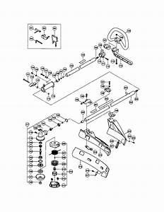 Hitachi Trimmer Parts