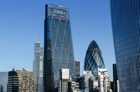 Financial Institution Headquarters – The Leadenhall