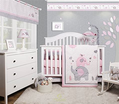 geenny optimababy pink grey elephant 6 baby