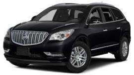 buick enclave curb weight  years  trims