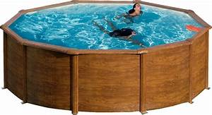 Pool 120 Tief : stahlwandbecken set achteck rund 120cm tief rundbecken set pool schwimmbecken ~ One.caynefoto.club Haus und Dekorationen