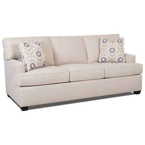 Sofa Sleeper Mattress Store by Contemporary Sleeper Sofa With Track Arms And Sized