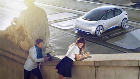 2018 Volkswagen Id Concept 3 Wallpaper Hd Car Wallpapers