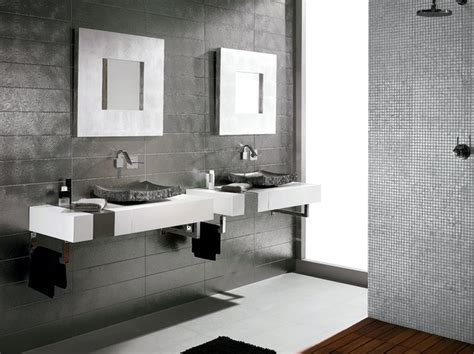 Kitchens Decorating Ideas - bathroom tile ideas contemporary bathroom other metro by amber tiles australia