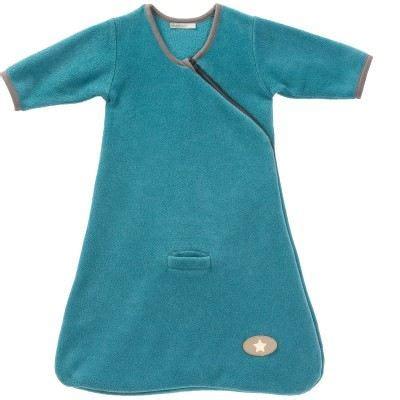 gigoteuse adaptable siege auto sac couchage en polarfleece bleu achat vente gigoteuse