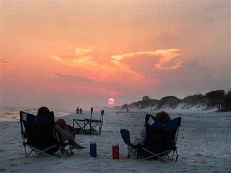 Unforgettable Beach Camping Spots In Florida