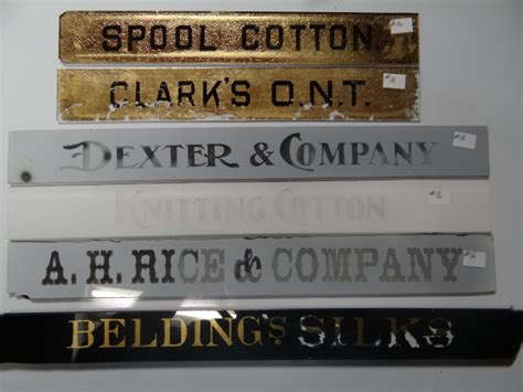robinson s antique hardware spool cabinet glass labels