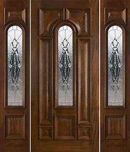 Front Door Sidelight Window Film — John Robinson Decor