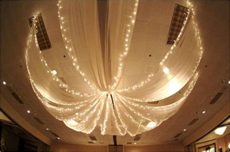 ceiling decor all about weddings wedding ceiling