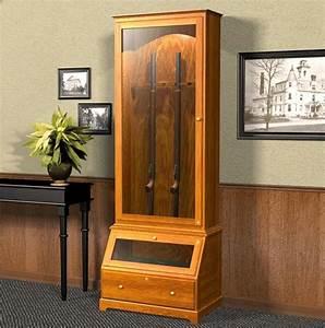 Furniture Plans » Blog Archive Gun Cabinet Plans