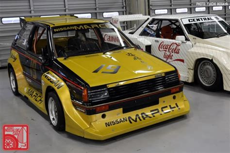 The Super Silhouette Nissans That Inspired A