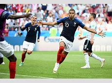 Kylian Mbappe France star could dethrone Cristiano
