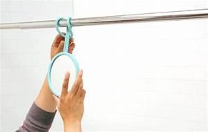 Miroir A Suspendre : miroir flex suspendre bleu ~ Teatrodelosmanantiales.com Idées de Décoration