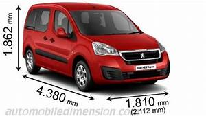 Dimension 2008 Peugeot : citroen berlingo multispace 2015 dimensions boot space and interior ~ Maxctalentgroup.com Avis de Voitures