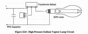 Sodium Lamp Ballast  Keystone Hps A Q Kit Watt High