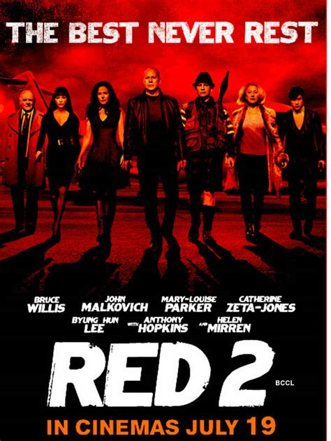 poster  hollywood film red