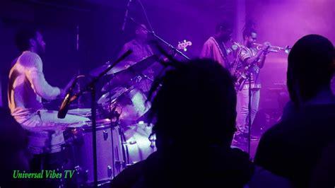 Yussef Kamaal (jazz Cafe, London 9-09-16