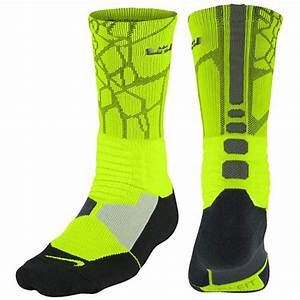 "Nike LeBron Socks to Wear with the Nike LeBron 12 ""Double ..."