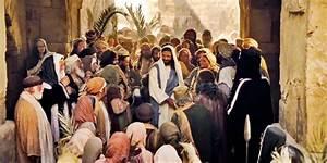 Christ Rides into Jerusalem