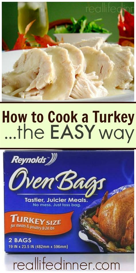 how to cook a turkey simple quot how to quot tips for cooking a turkey and other great thanksgiving recipes real life dinner