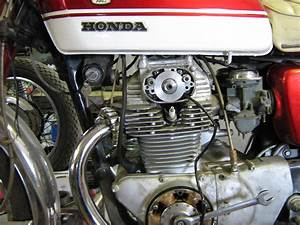 Powerdynamo  Electronic Ignition For Honda Cb350