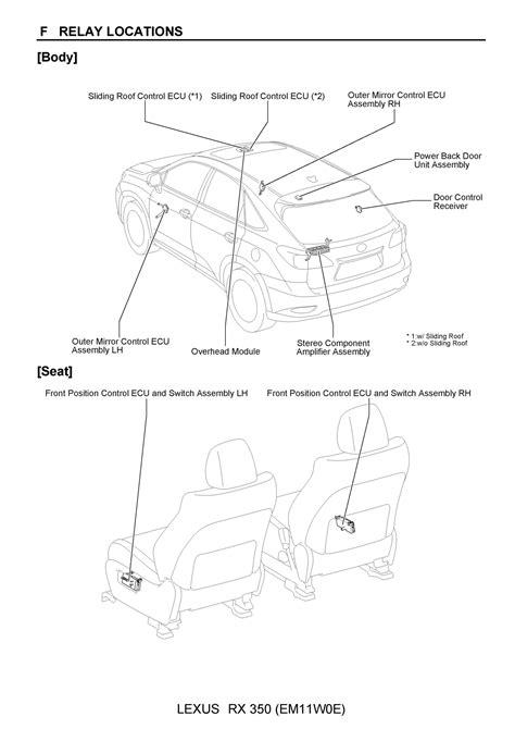 Free Lexus Oem Electrical Wiring Diagram