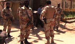 'Indiscriminate' Karachi operation to continue: Rangers ...