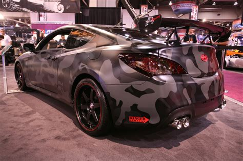 Hyundai Genesis Coupe By Street Concepts2 Car News