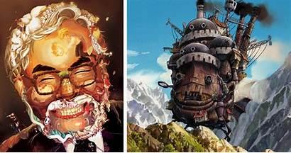 Ghibli Miyazaki Hayao Studio Wallpapers Birthday Movies