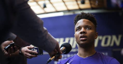 Washington's Markelle Fultz is focusing on winning and not ...